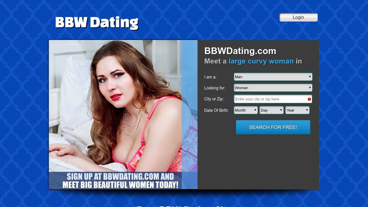 Bbw Dating Site Review Post Thumbnail
